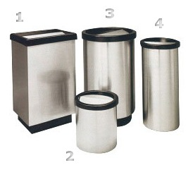 Trash Cans/Ashtrays